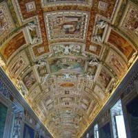 Галерея географических карт в Ватикане (фото 8)