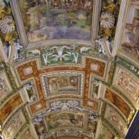 Галерея географических карт в Ватикане (фото 7)