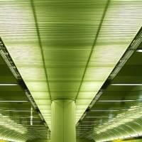 Металлический потолок — фото 55