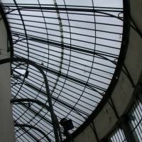 Стеклянная крыша — фото 81