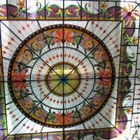 Витражный потолок — фото 43