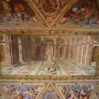 Потолок Сикстинской капеллы — фото 7