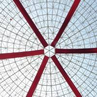 Стеклянная крыша — фото 97