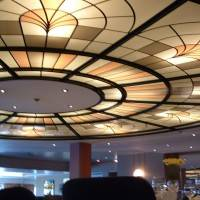 Витражный потолок — фото 12
