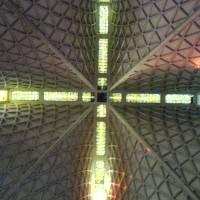 Металлический потолок — фото 32