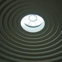 Сферический каскадный потолок из металла
