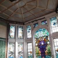 Витражный потолок — фото 15