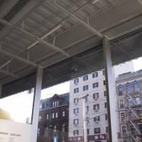 Металлический потолок — фото 45