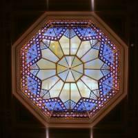 Витражный потолок — фото 35