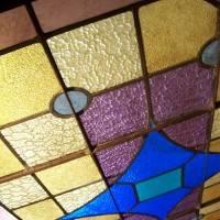 Витражный потолок — фото 52