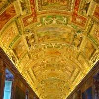 Галерея географических карт в Ватикане (фото 2)