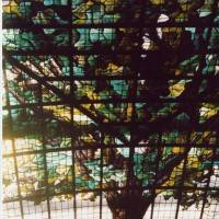 Витражный потолок — фото 25