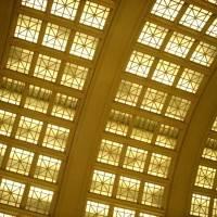 Стеклянная крыша — фото 55