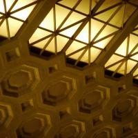 Стеклянная крыша — фото 103