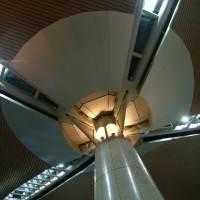 Металлический потолок — фото 47