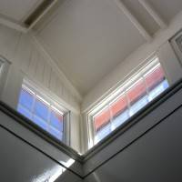 Металлический потолок — фото 63