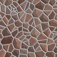 Мозаичный пол — фото 11