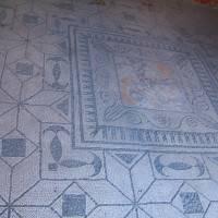 Мозаичный пол — фото 17