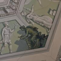 Декор интерьеров Павловского дворца — фото 34