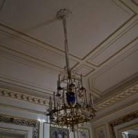 Декор интерьеров Павловского дворца — фото 25
