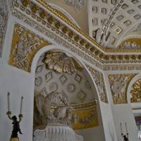 Декор интерьеров Павловского дворца — фото 3