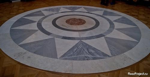 The Pavlovsk Palace floor designs – photo 24