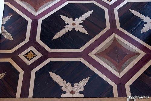 The Pavlovsk Palace floor designs – photo 23