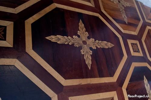The Pavlovsk Palace floor designs – photo 22
