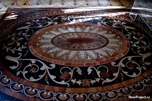 The Pavlovsk Palace floor designs – photo 8