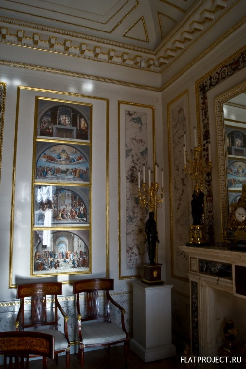 The Pavlovsk Palace interiors – photo 30