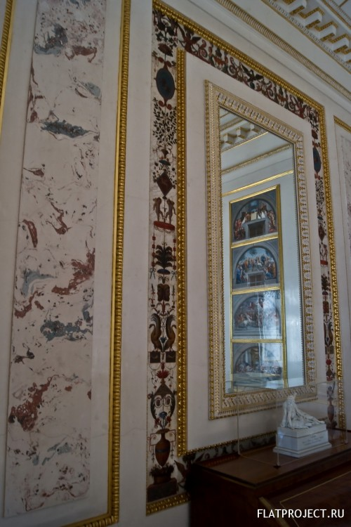 The Pavlovsk Palace interiors – photo 29