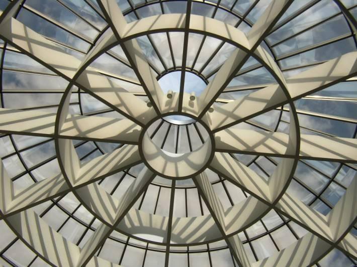 Стеклянная крыша — фото 98