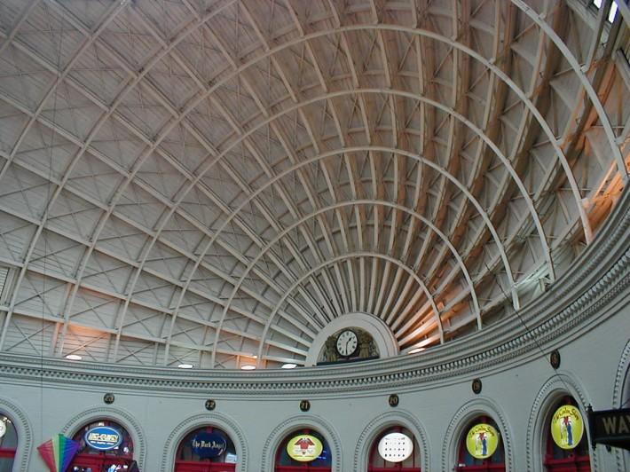 Металлический потолок — фото 6