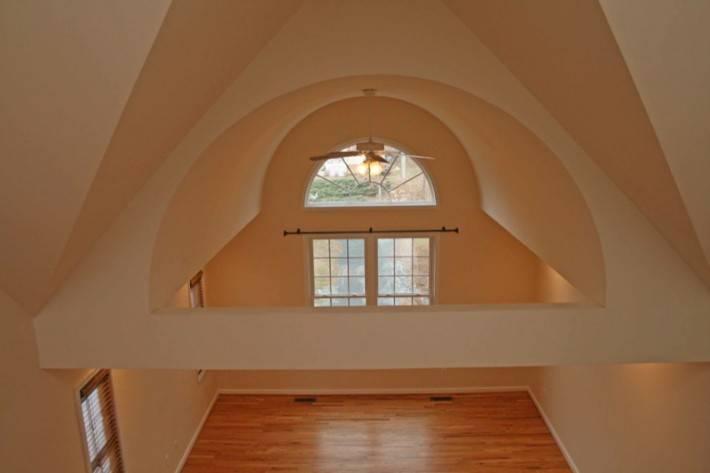 Потолок из гипсокартона — фото 11