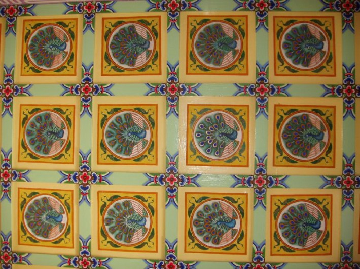 Роспись потолка — фото 86