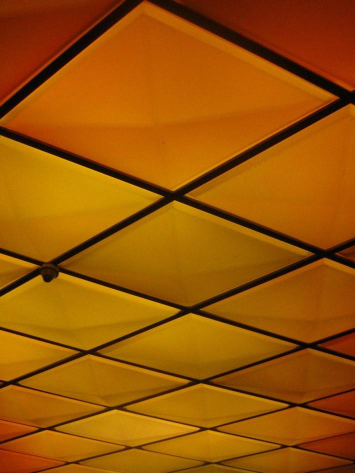 Подвесной потолок — фото 28