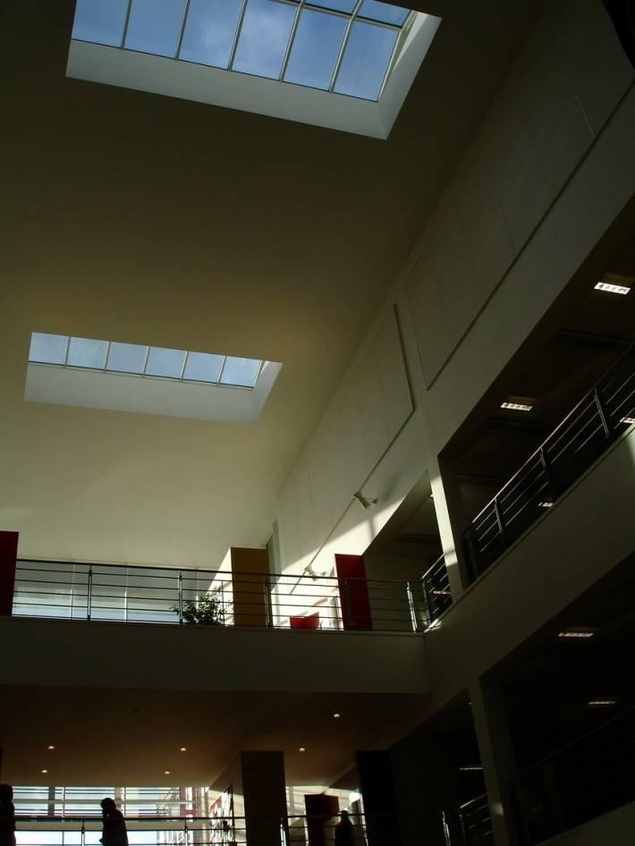 Потолок из гипсокартона — фото 1