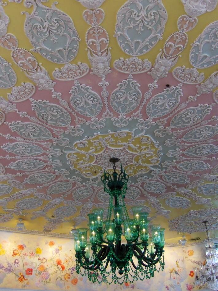 Роспись потолка — фото 212