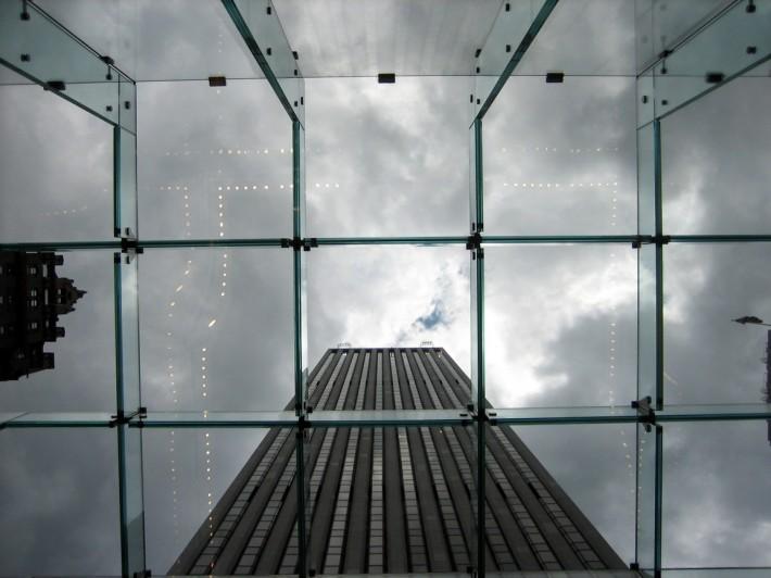 Стеклянная крыша — фото 1