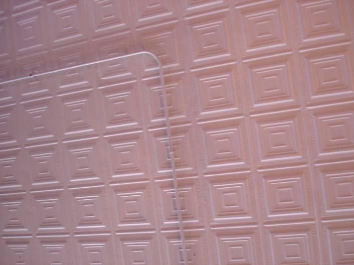 Потолок из декоративных панелей — фото 7