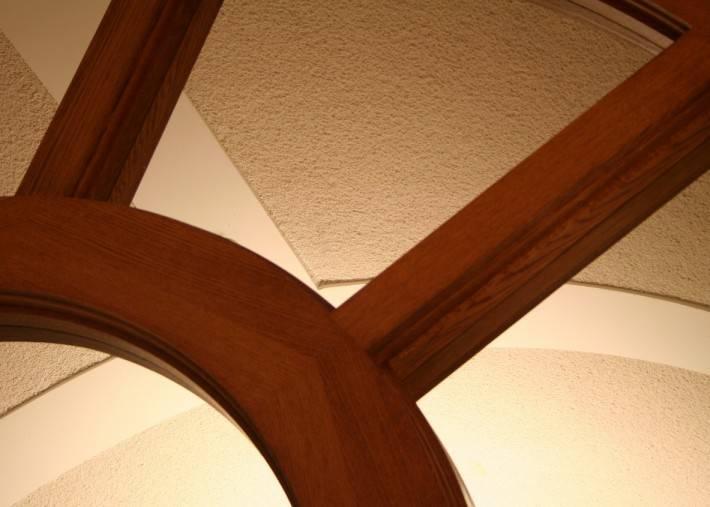 Потолок из гипсокартона — фото 7