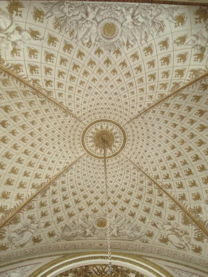 Декор интерьеров Эрмитажа — фото 1