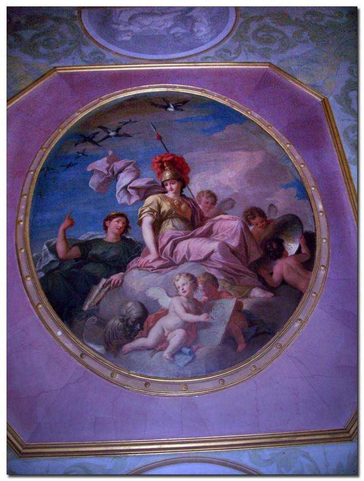 Роспись потолка — фото 123