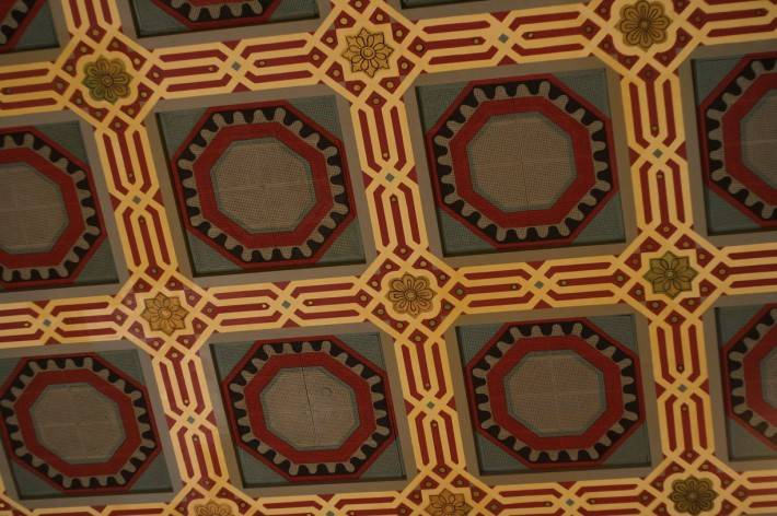 Роспись потолка — фото 191