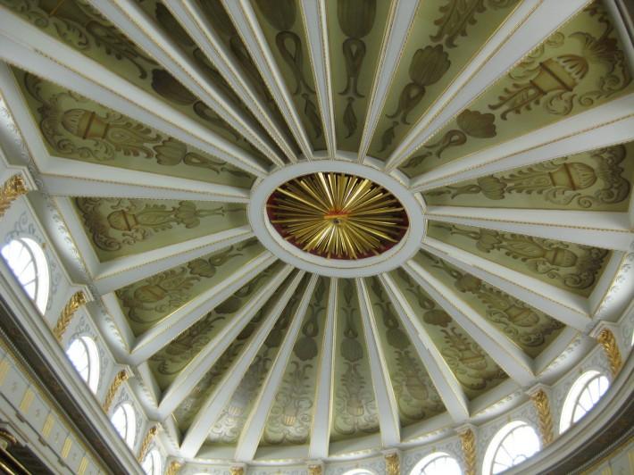 Роспись потолка — фото 161