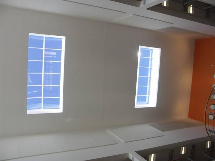 Потолок из гипсокартона — фото 46