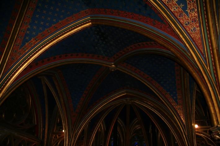 Роспись потолка — фото 226