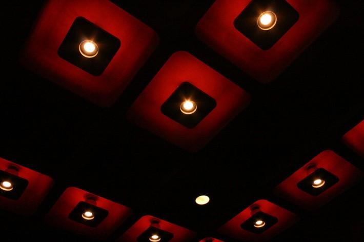 Креативный потолок — фото 1