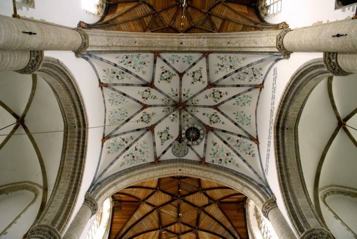 Роспись потолка — фото 326