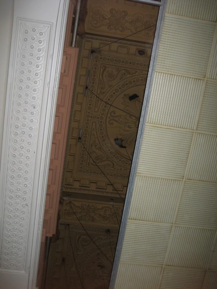 Роспись потолка — фото 228